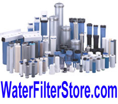 Replacement water filters and RO reverse osmosis membranes